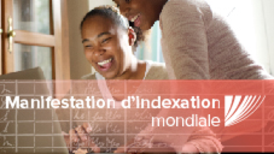 Un défi international d'indexation lancé par FamilySearch